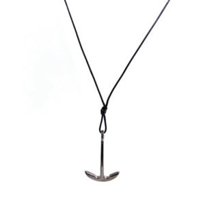 THE ANCHOR CORD NECKLACE