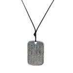 THE ARMY TAG NECKLACE