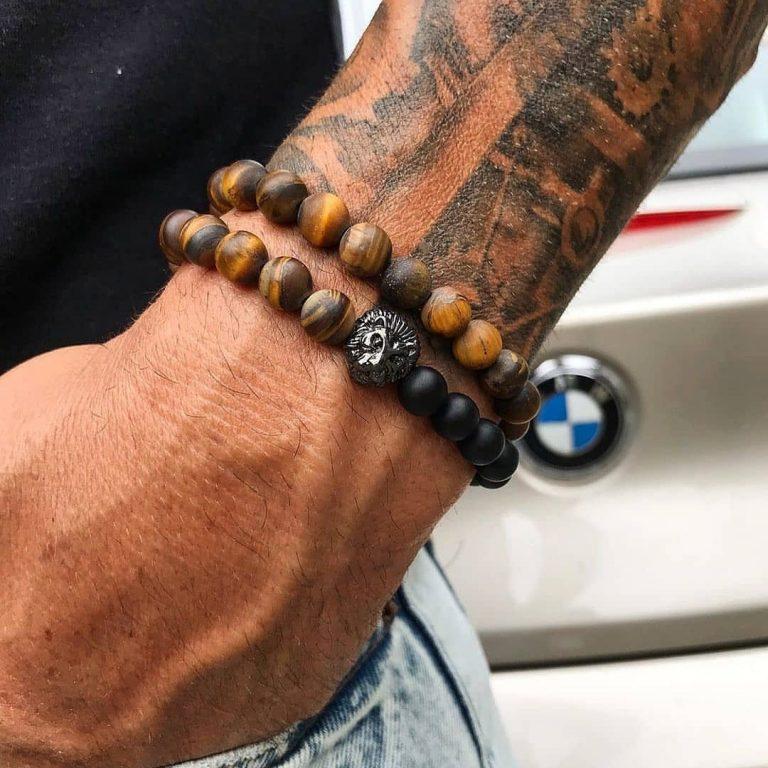 Bracelets For Men By Millionals