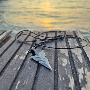 BLADE ARROW MENS NECKLACE