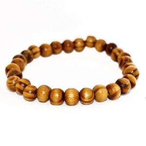 THE LIGHT WOODEN BRACELET