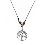 THE ROUNDED TREE NECKLACE