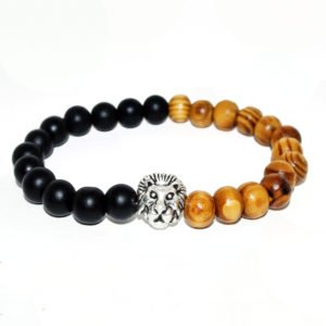 THE SPLIT LION BRACELET