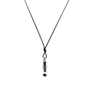 THE WHISTLE CORD NECKLACE