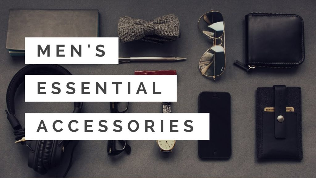 5+1 Accessories Every Man Should Have (Important)