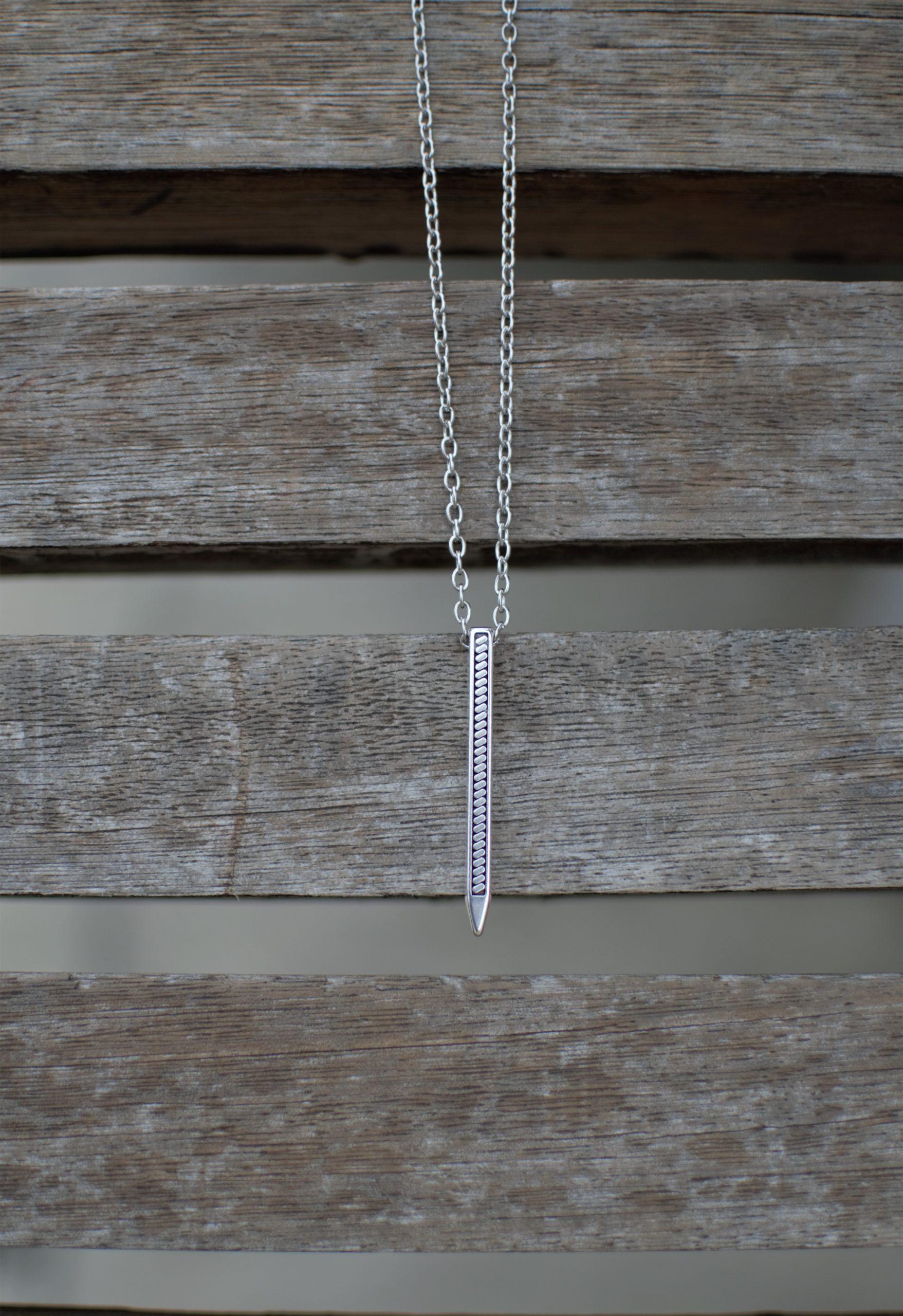 The Chain Line Men's Necklace