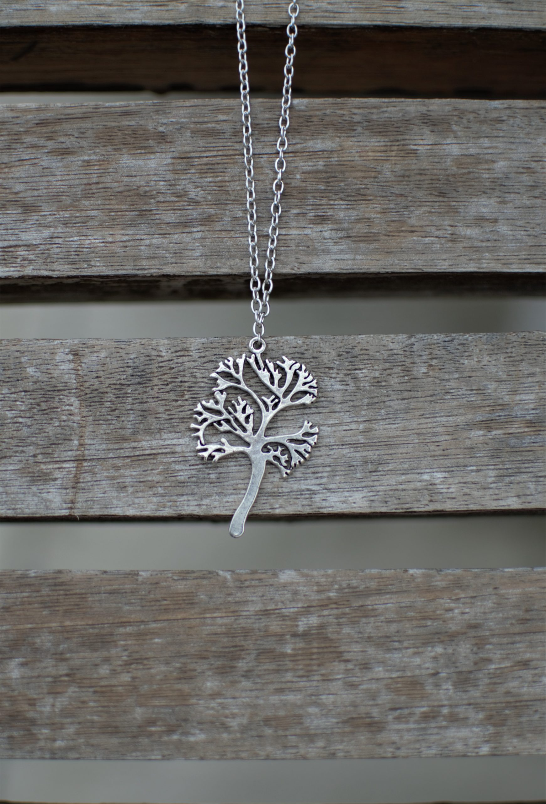 The Chain Tree of Life Men's Necklace
