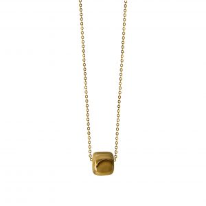 BEIGE MAXIMAL NECKLACE