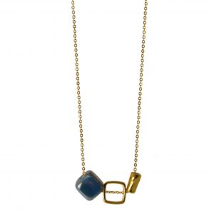 BLUE PREMIUM NECKLACE