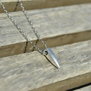 THE BULLET CHAIN NECKLACE