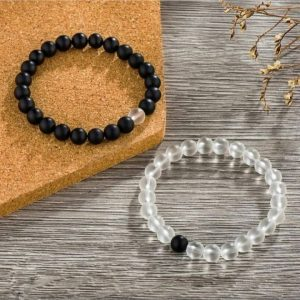 COUPLE BRACELETS – GLASS