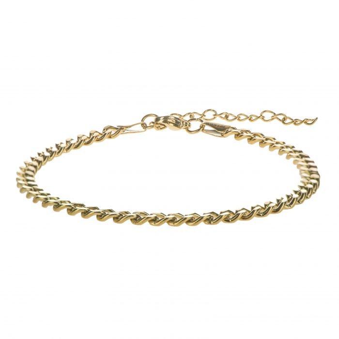 Cuban Gold Bracelet