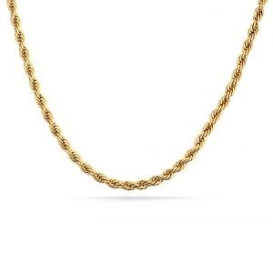 Rope Necklace Gold