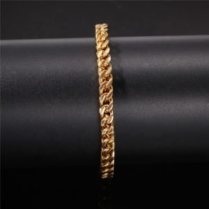 SQUARE BRACELET GOLD