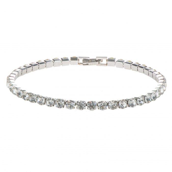 Tennis Silver bracelet