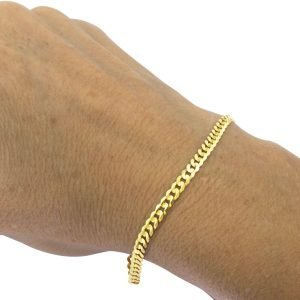 CUBAN BRACELET GOLD