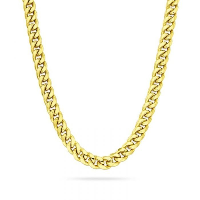 CUBAN CHAIN GOLD