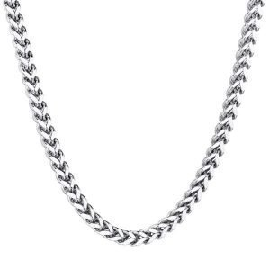 silver-franco-chain-necklace