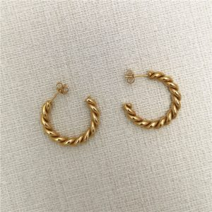 SIMONE EARRINGS GOLD